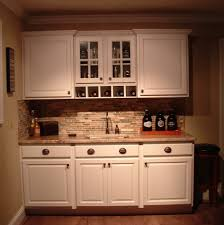we offer solid wood custom and stock bar cabinets dayton