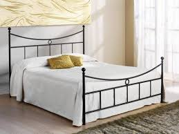 rod iron bed. Interesting Iron Wrought Iron Bed Intended Rod