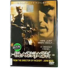 English Movie Blackjack 1998 Film DVD Dolph Lundgren