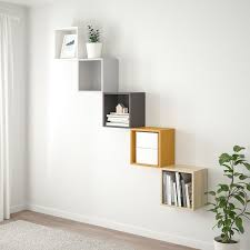 eket wall mounted storage combination