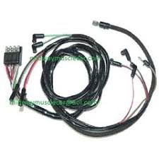 harnesses have 10 12 business day manufacturing time before ship Ford Falcon Wiring Harness 64 ford falcon ranchero 6 cyl engine gauge feed wiring harness 144 170 six 1963 ford falcon wiring harness