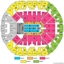 Oakland Arena Seating Chart Extraordinary Oracle Arena Seating Chart Warriors Game