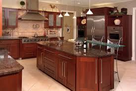 modern cherry kitchen cabinets. Plain Kitchen And Modern Cherry Kitchen Cabinets C