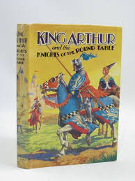 photo of king arthur and the knights of the round table written by briggs phyllis
