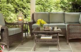 home depot out door furniture. spring haven grey collection home depot out door furniture r