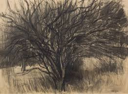 Peter Coker, Tree I, 1957 c. | Piano Nobile