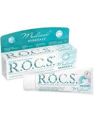 """<b>Гель</b> для укрепления зубов """"Медикал Минералс"""" <b>R.O.C.S.</b> ..."""