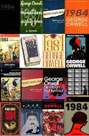 books 1984 by george orwell cover art ments