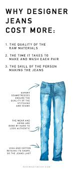 Compare Designer Jeans The Difference Between 30 And 300 Jeans Who What Wear