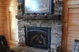 image of diy reclaimed wood fireplace mantel