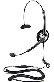 amazon com rj9 headset plantronics compatible qd professional cisco compatible jabra biz1920 direct connect headset bundle headset and telephone interface cable 7900