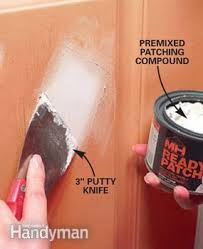 garage door dent repairPatch Dents in a Metal Door  Sandpaper Doors and Metals