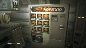 Alien Vending Machine Best Brendon Chung On Twitter Fyi Whining Alien Isolation Mega Burger