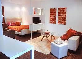 great cool studio apartment design