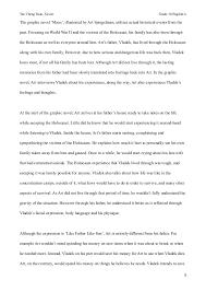 maus essay 2 3