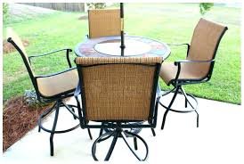 tall outdoor table and chairs tall patio furniture tall patio chairs awesome patio big lots furniture