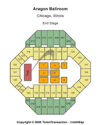 Aragon Ballroom Chicago Seating Chart Aragon Ballroom Tickets Aragon Ballroom Seating Charts