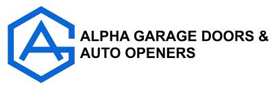 alpha garage doors garage doors and auto openers