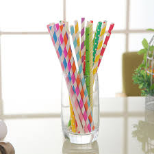 25pcsbag Colorful Pp Straws Craft Eco Friendly Vintage Party Mason