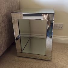 mirrored furniture next. Magnificent Next Side Tables With Mirrored Cube Table In Redcar North Yorkshire Gumtree Furniture