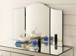 trifold mirror tri fold bathroom mirror vanity mirror trifold