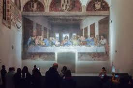 the last supper leonardo da vinci milan
