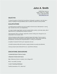 035 Free Resume Sample Word Valid Format Template Best