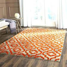 burnt orange rug. Burnt Orange Rug Gray And Area . H