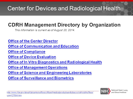 Cdrh Org Chart 16 Th Annual Nih Sbir Sttr Conference Functional Down To