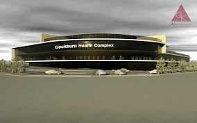 office building architecture design. Cockburn Health Complex Commercial Architecture, Western Australian Architects Building Design Office Architecture