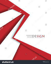 Bright Material Design Corporate Vector Backdrop Stock Vector