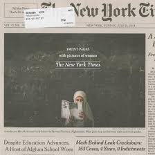 Laura Fields - Front Pages with Pictures of Women : The New York Times -  Printed Matter