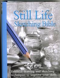 david poxon still life drawing book 40 000 copies sold