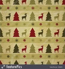 vintage christmas pattern. Beautiful Christmas Xmas Vintage Pattern RoyaltyFree Stock Illustration With Christmas E