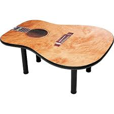 Gear One Acoustic Guitar Coffee Table