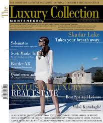 The Luxury Collection Montenegro vol. 3 by The Collection ...