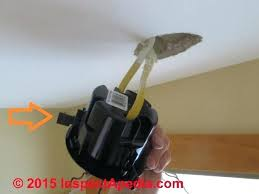 install light fixture without junction box install ceiling fan electrical box ideas