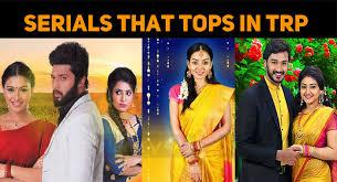 Zee Tamil Serial Tops The Trp Chart Nettv4u