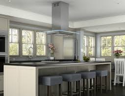 best island range hood ideas stove inside kitchen gas stainless small vent prepare with standard bench