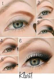 your 40s how to apply eye makeup for green eyes