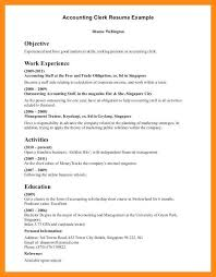 12 13 Resume Examples For Clerical Position Lascazuelasphilly Com