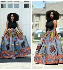 African Skirts Patterns Enchanting Skirts Fashionte