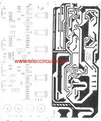guitar amp circuit diagram the wiring diagram 200w guitar amplifier circuit diagram pcb layout circuit diagram