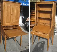 sold ethan allen secretary desk 345