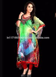 Kaftan For Women Kaftan Dress Georgette Kaftan Party Wear