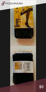 Brand New Leggs Fashion Net Fish Net Tights Brand New Size