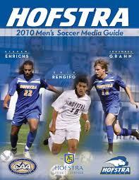 2010 Hofstra University men's Soccer Media Guide by Hofstra University -  issuu