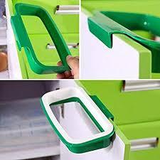 Fanddy <b>Durable Practical</b> Kitchen Hanging Trash Rack <b>Household</b> ...