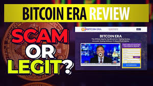 We made a detailed review of bitcoin era trading software and we found out whether it is scam or a legit software. Bitcoin Era Review 2020 Does It Really Work Youtube