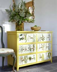 diy furniture makeover. Decoupage Dresser Diy Furniture Makeover